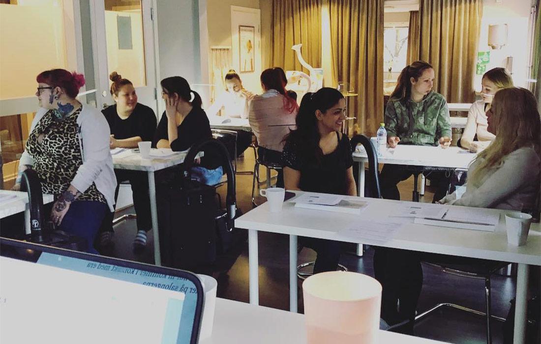 svenska skönhetsskolan borås